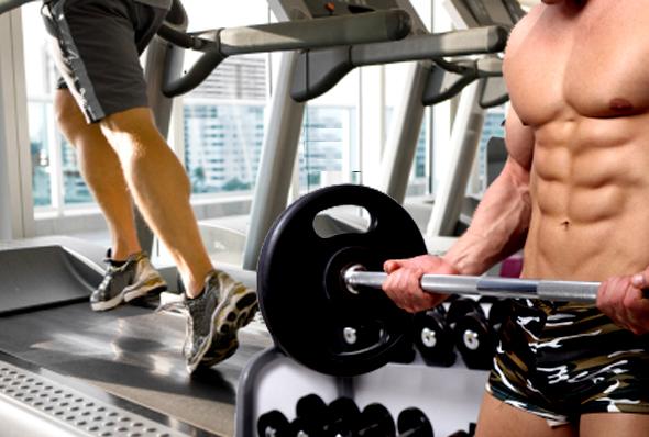 Es levantar pesas mejor que el cardio para perder peso?