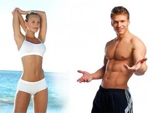 Como establecer metas para perder peso o ganar músculo de manera efectiva