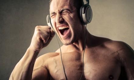Los Beneficios de la Música en el entrenamiento de pesas